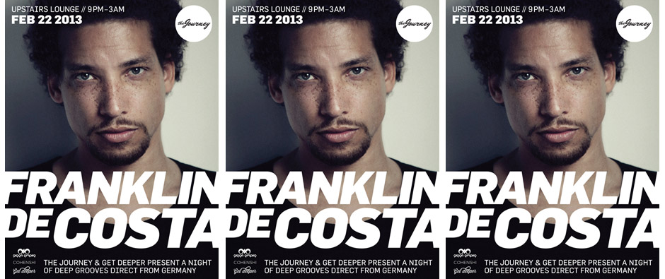 Franklin De Costa (Berlin) 02.22.2013 at Upstairs Lounge